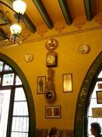 Кафе Els Quatre Gats, Барселона, Испания