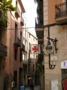 Старый город Барселоны, Испания