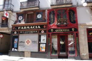 Ирландский паб Molly's, Барселона, Испания