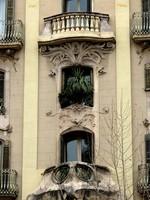 Дом Каса Кастельс, Барселона, Испания