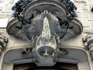 Дом Каса Кальвет, Барселона, Испания