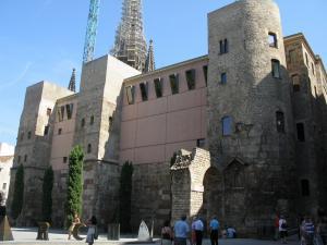 Дом Архидиакона, Барселона, Испания