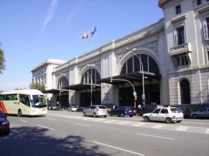 Французский вокзал, Барселона, Испания