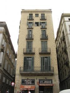 Дом на площади Сан-Жауме, Барселона, Испания