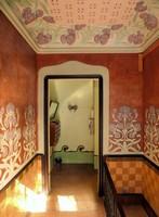 Дом в стиле модерн по проекту Херони Гранеля, Барселона, Испания