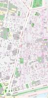 Карта центра Барселоны (бульвара Рамбла)
