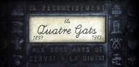 Мемориальная доска, кафе Els Quatre Gats в Барселоне, Испания