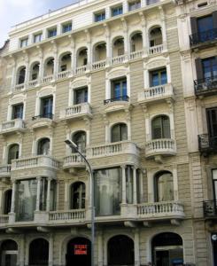 Дом Каса Сальвадо, Барселона, Испания