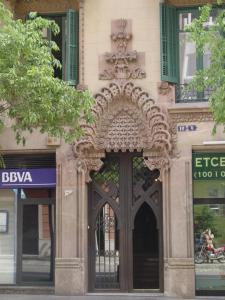 Дома Кабота, Барселона, Испания