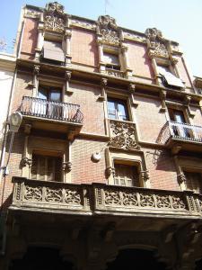 Дом Casa Punyed, Реус, Испания
