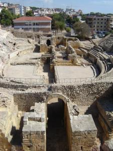 Римский амфитеатр, Таррагона, Испания