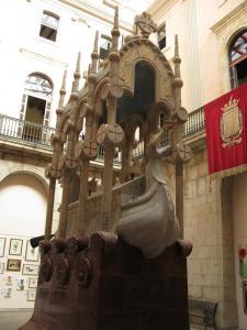 Саркофаг Хайме I, Таррагона, Испания