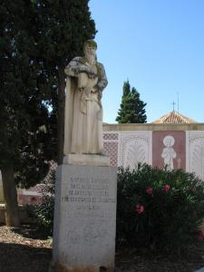 Статуя апостола Павла, Таррагона, Испания