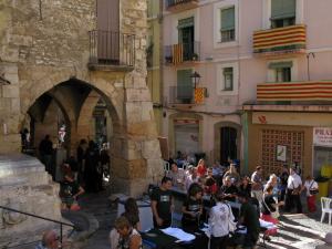 Соборная площадь, Таррагона, Испания