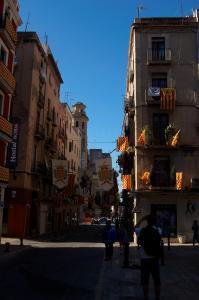 Улица Carrer del Portalet, Таррагона, Испания