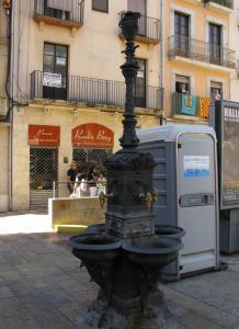 Фонтанчик на Пласа-де-ла-Фон, Таррагона, Испания