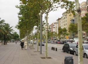 Квартал Барселонета, Барселона, Испания