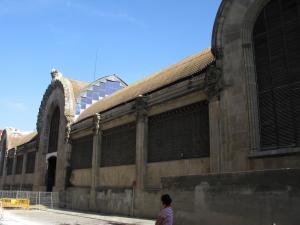 Центральный рынок, Таррагона, Испания