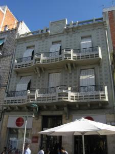 Модернистский дом около рынка, Таррагона, Испания