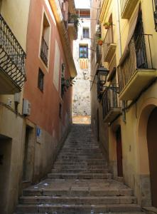 Лестница Escales d'Arbos, Таррагона, Испания