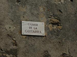Carrer de la Guitarra, Таррагона, Испания