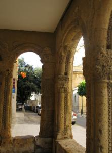 Средневековый госпиталь, Таррагона, Испания