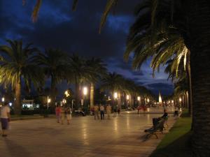 Променад Хайме I в Салоу, Испания