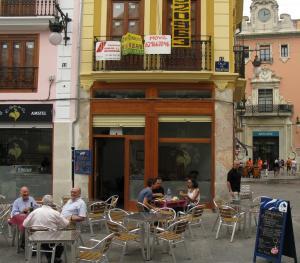 Кафе «Золотой петушок», Валенсия, Испания
