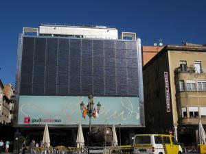 Главная площадь, Реус, Испания