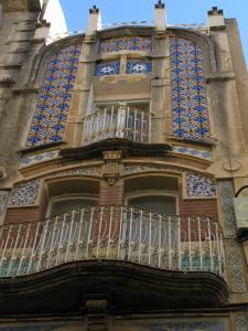 Особняк Каса Лагуна, Реус, Испания