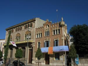 Дома Casa Rull и Casa Gasull, Реус, Испания