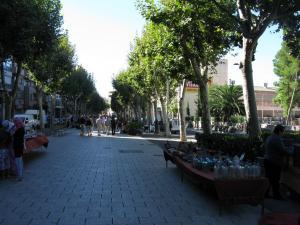 Блошиный рынок, Реус, Испания