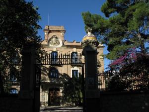 Здание винодельческого института, Реус, Испания