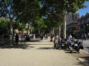 Бульвар Мизерикордия, Реус, Испания