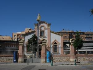 Здание библиотеки, Реус, Испания