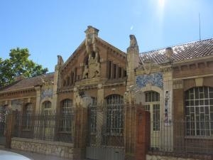 Школа Прат-де-ла-Риба, Реус, Испания