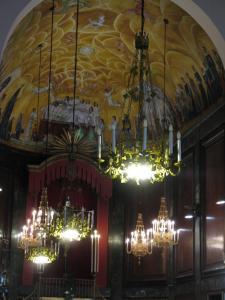 Церковь Крови Христовой, Реус, Испания