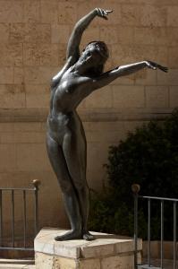 Скульптура Жузепа Жассанса, Реус, Испания
