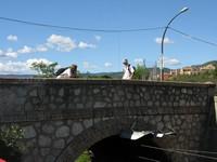 Железнодорожный мостик, Реус, Испания