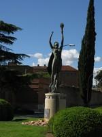 Современная скульптура, Реус, Испания