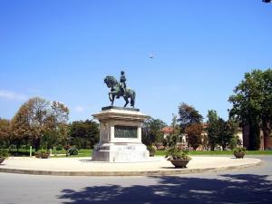 Памятник генералу Приму, Барселона, Испания