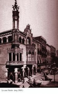 Каса Навас, Реус, Испания