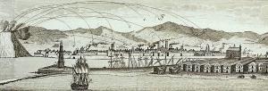 Бомбардировка Барселоны в 1842 году
