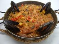 Квартал Барселонета, ресторан El Rey de la Gamba
