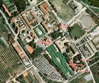 План комплекса больницы Пере Мата, Реус, Испания