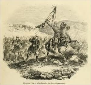 Прим в битве при Кастильехосе