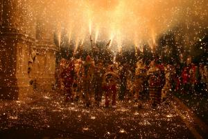 Праздник Мизерикордия, Реус, Испания
