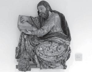 Св. Марк А. Пюжоля, скульптура бывшего главного алтаря церкви Св. Петра в Реусе, музей искусства и истории Реуса