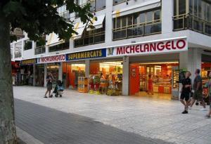 Супермаркет Michelangelo в Салоу, Испания