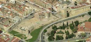 Королевская площадь, Таррагона, Испания